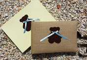 Book Bebe Bear - Hand Crafted and eecordatorio of the First Year