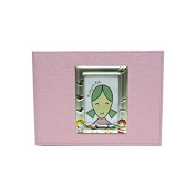Silver Children's Pink with Silver Frame Size