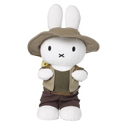 Miffy Explorer Soft Toy - 33cm