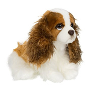 Anna Club Plush King Charles Spaniel Soft Toy - 20cm