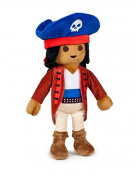 PLAYMOBIL - Plush toy Pirate 30cm - Quality super soft