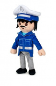 PLAYMOBIL - Plush toy Police 30cm - Quality super soft