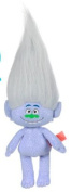 "Trolls - Plush toy Guy-Diamond 15""/39cm, white hair - Quality super soft"