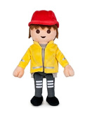 PLAYMOBIL - Plush toy Constructor 30cm - Quality super soft