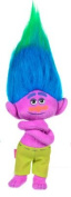 "Trolls - Plush toy Creek 15""/40cm, bue and green hair - Quality super soft"