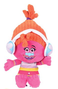 "Trolls - Plush toy Dj Suki 13""/35cm, orange hair - Quality super soft"