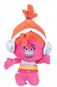 "Trolls - Plush toy Dj Suki 13""/35cm, orange hair - Quality super soft"