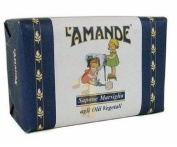 The Amande - Solid Soap 200 gr