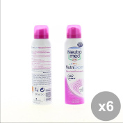 Set 6 NEUTROMED Deodorante Spray 150Ml Nutriexpert - Cura del Corpo