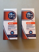 Triple Dry Dry Roll-On Deodorant for Men 50 ml Pack of 2