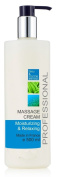 Professional Massage Moisturising Cream 500 ml - unscented