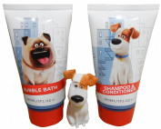 The Secret Life of Pets Fun Bath Trio Set