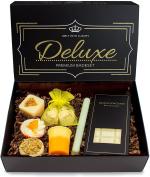 BRUBAKER Bath Melt Gift Set 'Deluxe Orange' Vegan and Handmade