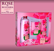 Gift Set Rose Shampoo 330ml & Soap 80GR and Hand Cream 75 ml