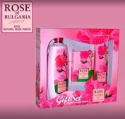 Gift Set Rose Shampoo 330ml & Soap 80GR and Hand Cream 75 ml
