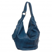 Vilenca Holland Women's 40766 Blau Shoulder Bag blue blue L45cmxH25cmxB18cm