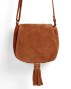 ImiLoa Women's Cross-Body Bag brown brown