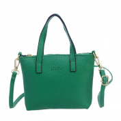 Tonsee Womens Faux Leather Fashion Messenger Handbag Lady Shoulder Bag Totes Purse