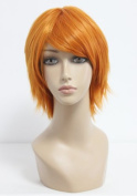 Wig 35 cm Onepiece Nami Red Orange or the Prince of Tennis Wakato Hiroshi/Cosplay Wig/206 A