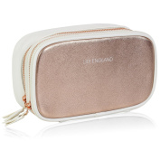 Lily England Rose Gold Makeup Bag Organiser | Make Up Storage Bag Cosmetic Case. Lifetime Guarantee. Best Gift Idea