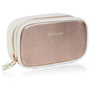 Lily England Rose Gold Makeup Bag Organiser | Make Up Storage Bag Cosmetic Case. Lifetime Guarantee. Best Gift Idea