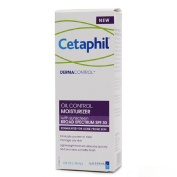 Cetaphil DermaControl Oil Control Moisturiser with Sunscreen Broad Spectrum SPF 30 4 fl oz