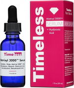 Timeless Skin Care Matrixyl 3000 Serum W/ Hyaluronic Acid 30ml / 1oz - Authorised UK seller