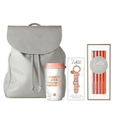 *NEW* Zoella On My Travels Travel Backpack Bag Gift Set