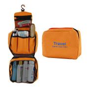 Ladies Men Wash Bag Travel Toilet Bag Hanging Toiletries Makeup Bag Zipper Unisex Luxury Wash Bag Hanging Large Travel Toiletry Storage Organiser UK
