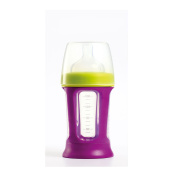 Beaba Biboz 1st Stage Silicone Feeding Bottle 150ml Capacity