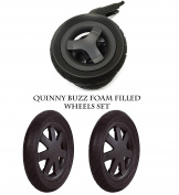 QUINNY BUZZ / BUZZ XTRA NEW FOAM FILLED 3 SET WHEELS FULL SET