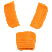 SUPER SOFT Belts Pads Shoulder Strap and Crotch Cover fits ALL