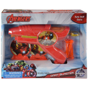 Marvel Officially Licenced Avengers Soft Dart Shooter Toy With Targets