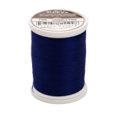 Sulky Of America 400d 30wt Cotton Thread, 500 yd, Admiral Navy Blue