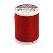 Sulky Of America 400d 30wt Cotton Thread, 500 yd, Dark Burgundy