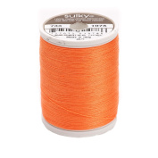 Sulky Of America 400d 30wt Cotton Thread, 500 yd, Tangerine