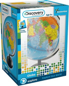 Science4You Discovery Globe Educational Toy STEM Toy
