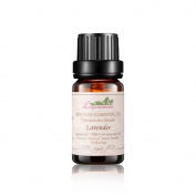 Lavender Oil, Premium Therapeutic Grade Lavender Essential Oil,10ml