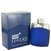 Legend_Montblanc Cologne Eau De Toilette Spray 100mlSpecial Edition-Blue For Men [WP] Free! Lempicka EDT Pour Homme 0ml