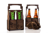 Höppy Holiday Beer Shampoo Caddy from BRÖÖ