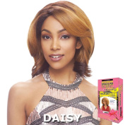 Janet Collection Brazilian Scent Human Hair Lace Wig - ASHA