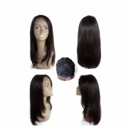 Full Lace Human Hair Wigs for Black Women Brazilian Virgin Hair Straight Glueless Full Lace Wigs