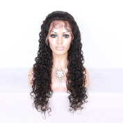 Brazilian Kinky Curly Front Lace Wigs Lace Front Human Hair Wigs For Black Women