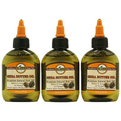 Heaven Shea Butter Oil 4 Pack - Premium Natural Hair Oil - Moisturise, restore, repair.