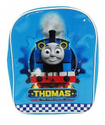 Thomas the Tank Engine Plain Value Children's Backpack, 31 cm, 6 Litres, Blue