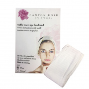 Canyon Rose Waffle Weave Spa Headband