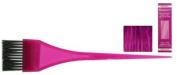 Stargazer Semi-Permanent Conditioning Hair Colour Rinse - Magenta & Tinting Brush by Stargazer