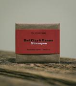 """Sallyeander """" Red Clay & Henna """" - Shampoo Bar - 100%Organic Made in USA"""
