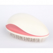 Candy Brush Portable Detangling Hair Brush Rainbow Colour Mouse Shape Plastic Hair Styling Tools Massage Scalp Comb,