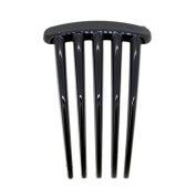 Les Plaisirs de Stella Women's Long-Tooth Hair Comb Plastic 8 Cm